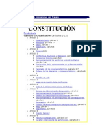 Constitucion OIT