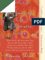 The Immortal Life of Henrietta Lacks by Rebecca Skloot - Excerpt