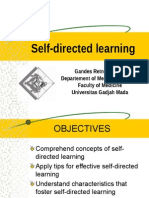 Gandes How to Be a Self-directed Learner Dr Gita
