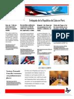 Boletín Cuba de Verdad Nº 71-2015