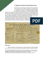 """Pierre Michel  et Nelly Sanchez, « Une parodie du """"Jardin des supplices"""" par Renée Dunan »"""