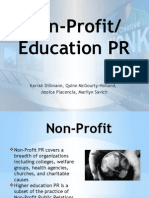 PR Education Powerpoint
