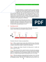 Chapter 3-Major Physical Features of Common Channel Signaling