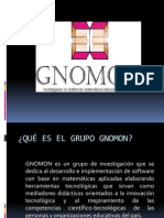 El grupo GNOMON