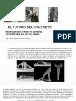 El Futuro Del Concreto