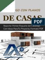 700 Planos de Casas