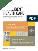 SHealthIT Bizanalytics Intelligent Health Final