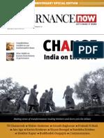 Governance to change India