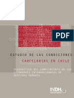 Estudio Cárcel en Chile