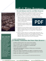 Growth & Water Resources