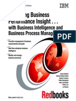 Business Intelligence and Business Process