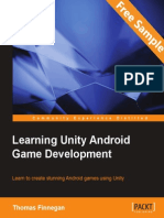 Learning Unity Android Game Development - Sample Chapter