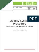 QSP-511-01 Management of Change.doc