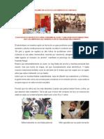 El Alcoholismo en La Fiesta Costumbrista de Santiago