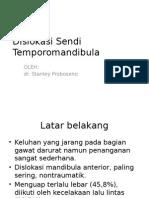 Presentasi Dislokasi Sendi Temporomandibular