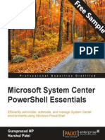 Microsoft System Center PowerShell Essentials - Sample Chapter