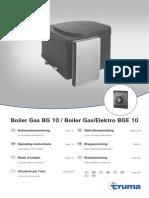 Truma Boiler Gas BG 10