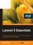 Laravel 5 Essentials - Sample Chapter
