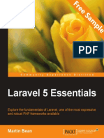 Laravel 5 Essentials - Sample Chapter