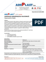 013 Fisa Tehnica ADEPLAST Vopseaua Meseriasului Siliconica