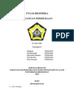 Tugas Biofisika Kelompok D