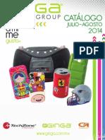 Catalogo Julioagosto