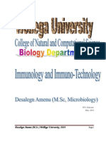 Immunology and Immuno-technology