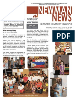 Newman News May 2015 Edition