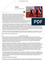 China's Alternative Diplomauu