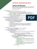 Civ Pro II Attack Plan Devlin 2012