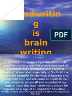 Handwriting Analysis for Recruitment Ppt