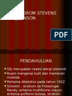 Sindrom Stevens Johnson