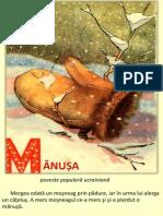 Manusa - Poveste Populara Ucrainiana - Iarna