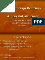 Farmakoterapi Demensia