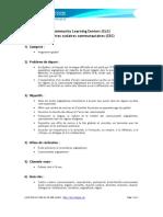 Community Learning Centers (CLC) (version française)