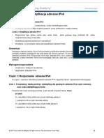 8.1.4.8 Lab - Identifying IPv6 Address (PL)