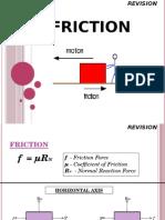 JJ311 MECHANICAL OF MACHINE Ch 4 Friction