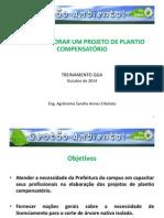 Treinamento - Como Elaborarum Projeto de Plantio Compensatório - 23-10-2014