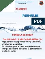 4 Formulas