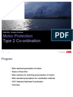 Motor Protection- ABB