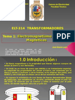 Tema 1 Transformadores Facultad Tecnica
