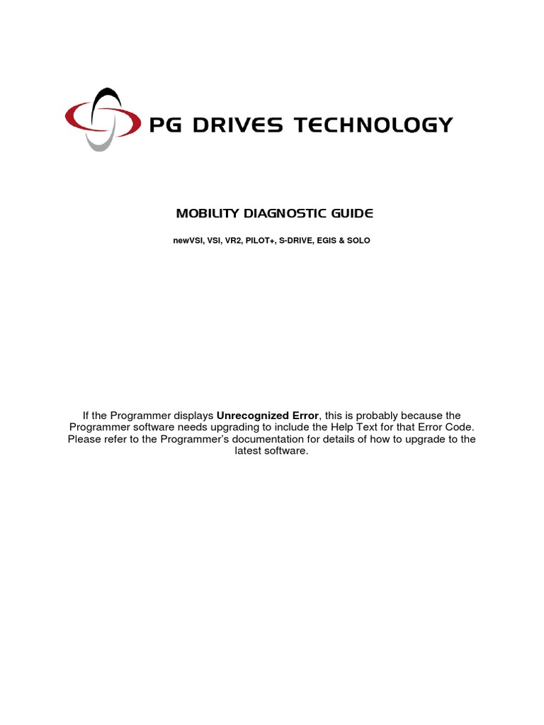 Pgdt Mobility Diagnostics   Battery Charger   Wheelchair