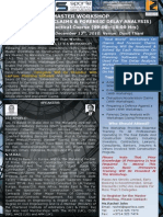 Master Workshop - Construction Claims & Forensic Delay Analysis - Brochure