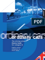 Driving Book in English