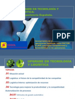 Upgrade en Tecnologia y Logisticav3