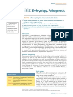 Gastroquisis Embriologia Patogenesis y Epidemiologia