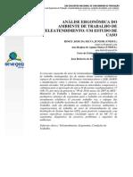 AET Teleatendimento Enegep2010