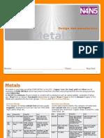 nat 4+5 dm - metals