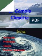 trabajo de sociales. El cambio climático