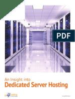 Dedicated Server Hosting - Go4Hosting